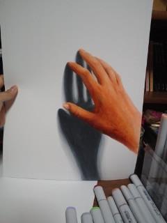 画伯の作品