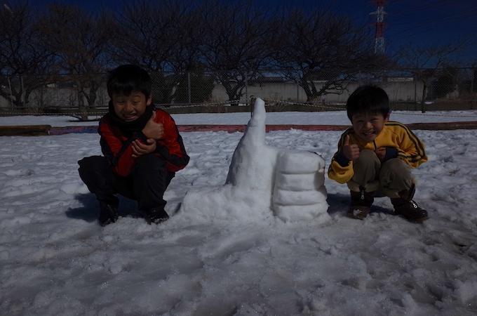 いいね雪だるま2 2