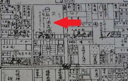昭和3年地図