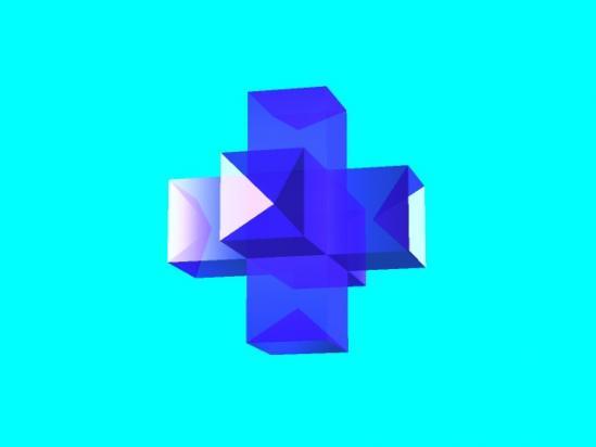 ラミエル 十字架