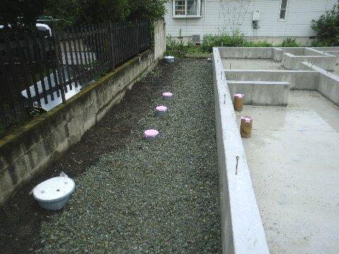 雨水浸透桝
