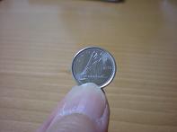 10¢コイン