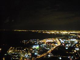 トロント夜景