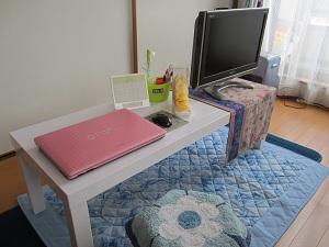 テレビとパソコン ブログ用