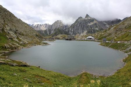 グラン・サン・ベルナール峠14