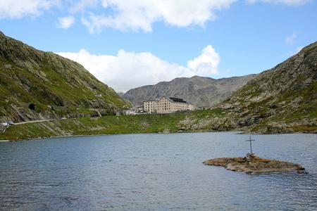 グラン・サン・ベルナール峠19