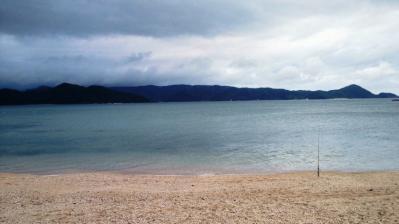 2011.10.5=朝の鯨浜1