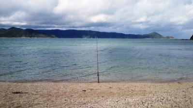 今朝の釣り1