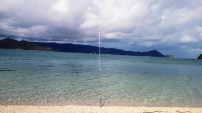 今朝の釣り2