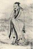 朱舜水肖像