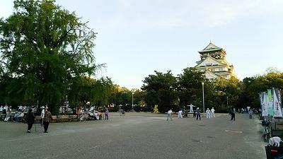 大阪城7 20140926
