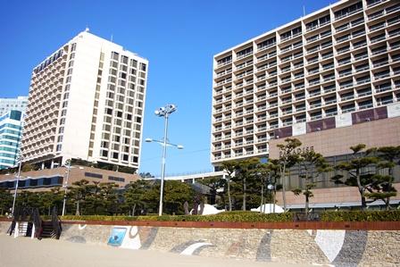 パラダイスホテル釜山外観