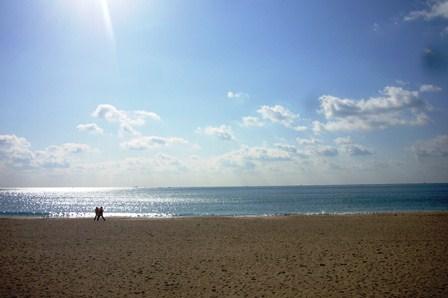 海雲台のビーチ 2
