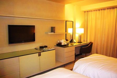 パラダイスホテル 客室 1