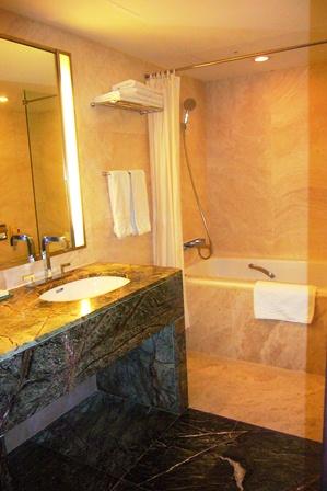 パラダイスホテル 客室 バスルーム