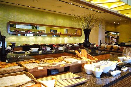 パラダイスホテル 朝食