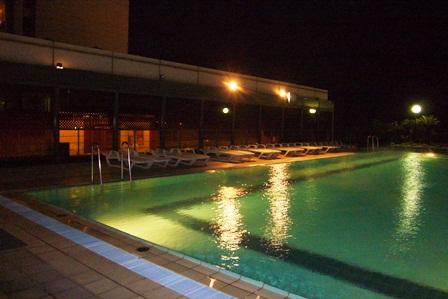 パラダイスホテル プール