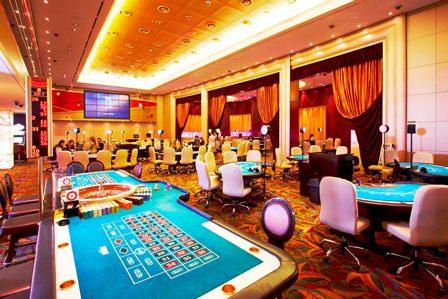 パラダイスホテル カジノ