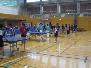 2013でんスポ中学卓球2