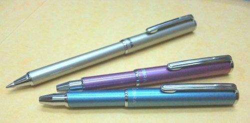 スライド式ボールペン1