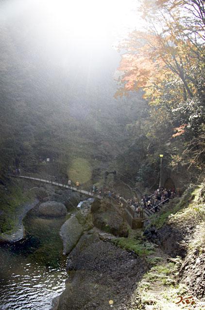 20131116袋田の滝12