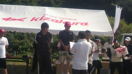 2011.9.11 キンタさん優勝