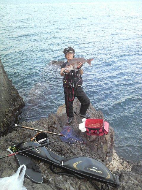 2011.9.16 トモアキマダイ