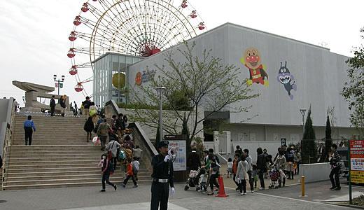 神戸アンパンマンミュージアム-1