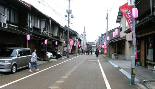小松市の伝統的町家-2
