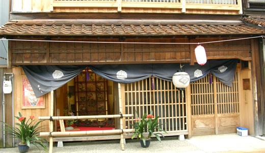 小松市の伝統的町家-3