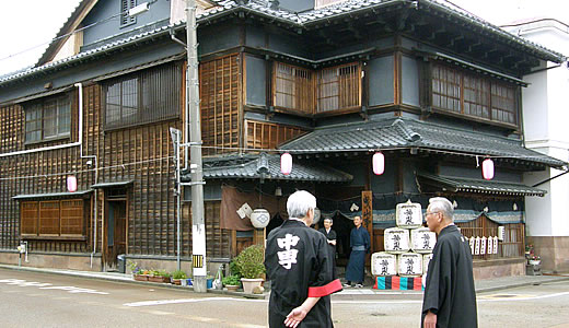 小松市の伝統的町家-5