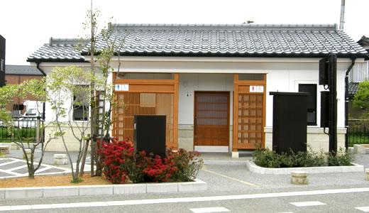 小松市の伝統的町家-7