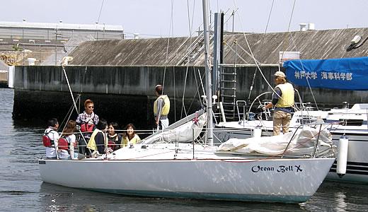 第10回 神戸大学海事科学部 深江祭-3