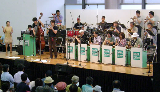 第33回NABL BIG BAND JAZZ FESTIVAL(2)-5