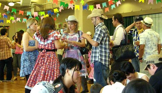 ブラジルのお祭り「6月は収穫祭」-2