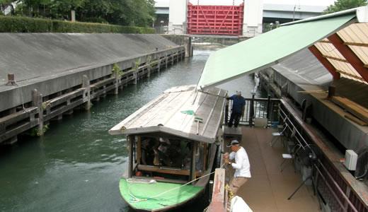 京都伏見十石船(3)-5