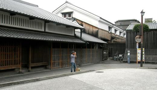 月桂冠大倉記念館周辺@京都伏見-1