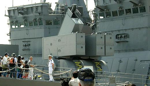 海上自衛隊阪神基地隊サマーフェスタ(2)-2