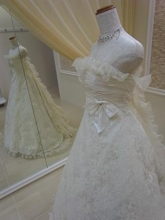 ブライズルームドレス