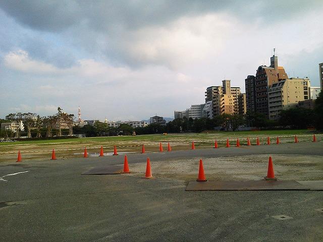 九州大学の跡地