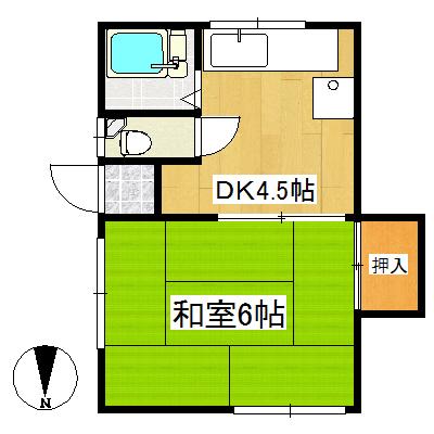 第7マンション201