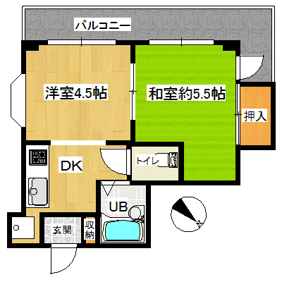 ウェルズ大井202③