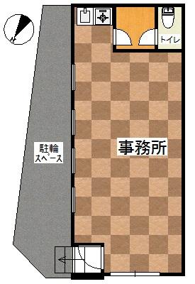 ケルンⅠ1F事務所