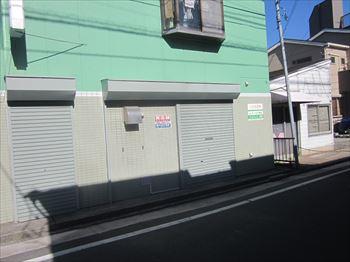 トモエコーポ建物周り24.11 (1)_R