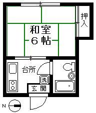 宏和ハイツ303