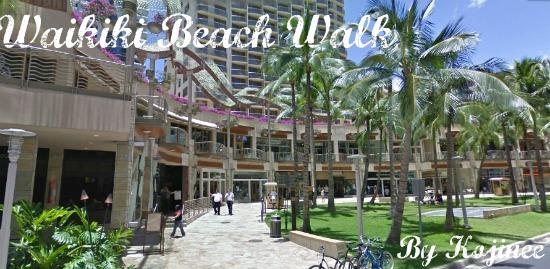trump beach walk