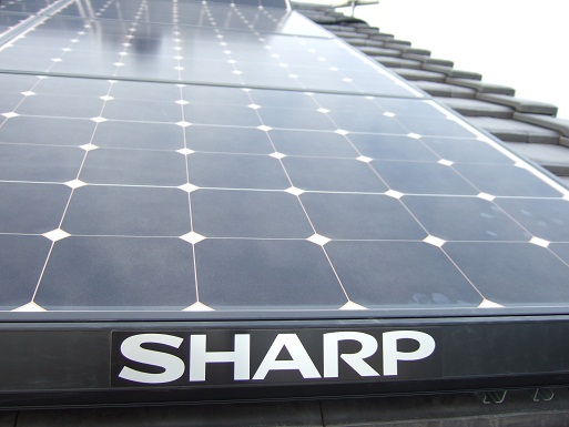 SHARP nq-190aaロゴ