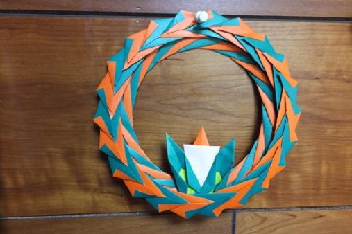 すべての折り紙 折り紙 お花 立体 : 手づくりハウスKOKO 2013年12月