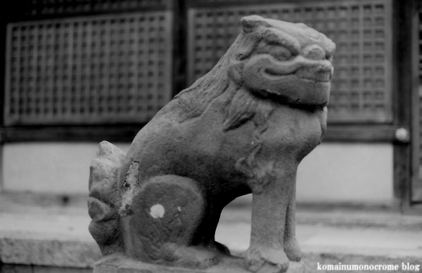 八坂神社(大阪市平野区喜連東)3