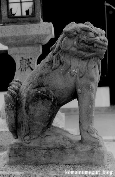 瓜破天神社(大阪市平野区瓜破)3